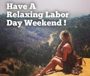 Happy Labor Day from Leila by The Bay!
