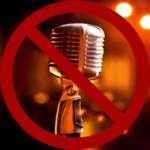 Karaoke Cancelled!