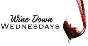 Wine Down Wednesday on January 25
