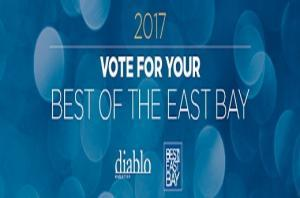 2017 Best of the East Bay Readers Poll