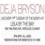 Jazz Night on Leila By the Bay