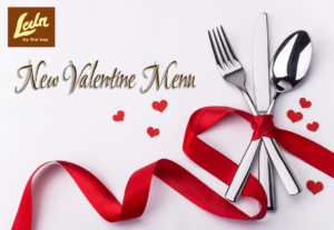 Special Valentines Dinner on Leila