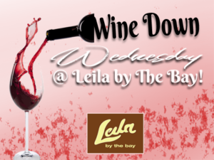 Next Wine Down Wednesday on March 29, 2017!