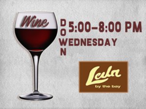 April 26 Wine Down Wednesday