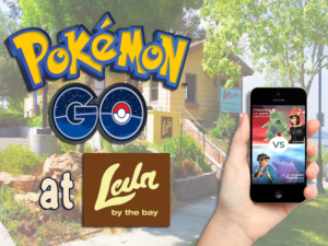 Pokemon Go at Leila