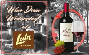 August 30 Wine Down Wednesday
