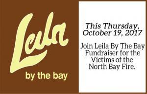 Fundraiser at Leila