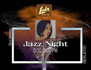 November 7 Jazz Night