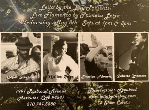 Live Flamenco at Leila by the Bay
