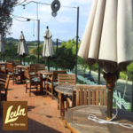 Al Fresco Dining at Leila's Patio