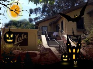 Halloween at Leila By The Bay