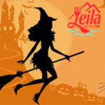 Halloween - Leila by the Bay