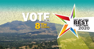 Vote for Leila in the Best in East Bay 2020