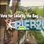 Vote for Leila by The Bay